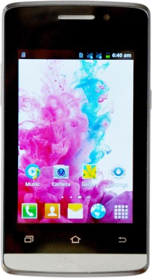 Ginger Monix Android G310 Kingfisher By Camerii (Black, 512 MB)