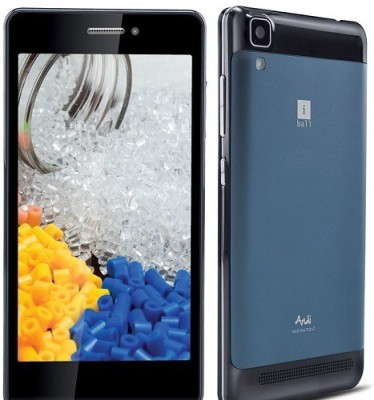 iBall INFINITO 2 (BLACK/BLUE, 16 GB)