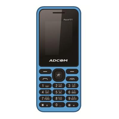 Adcom Aqua 101 (Black, Blue)
