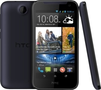HTC Desire (Black, 4 GB)