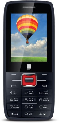 iBall Splendour 2.4e (Black & Blue)