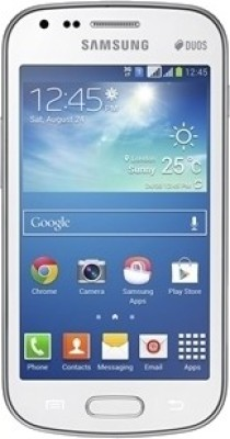 Compare Samsung Galaxy S Duos 2 S7582 Pure White at Compare Hatke