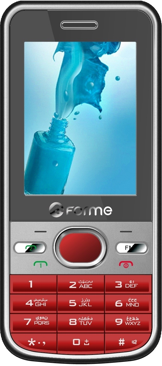 Forme L600 Red