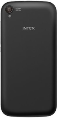 Intex Aqua Slice (Black, 8 GB)