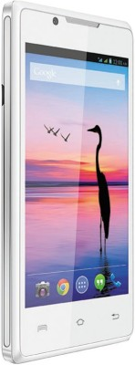 Lava Flair P1 (White, 2 GB)