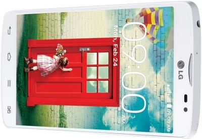 LG L 80 Dual (White, 4 GB)