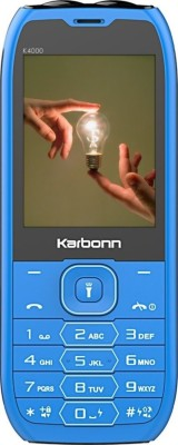 Karbonn K4000 Bahubali (Blue and Black)