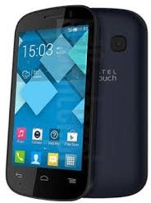 Alcatel POP C2 (Black, 4 GB)