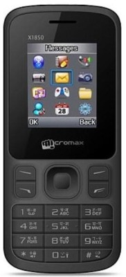 Micromax JOY X1850 (Black)