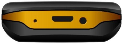 Karbonn K101 (Black and Yellow)