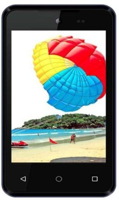 Micromax BOLT D304 4GB Black (Black, 4 GB)