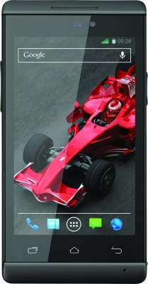 XOLO A500S Black available at Flipkart for Rs.6290