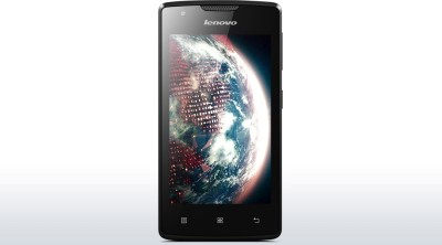 Lenovo A1000 (Black, 8 GB)