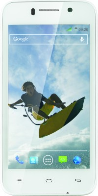 XOLO Q800 White available at Flipkart for Rs.10459