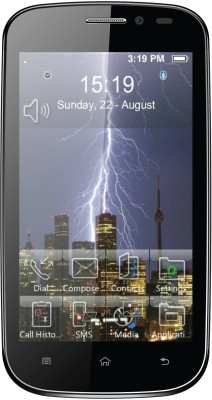 Micromax Bolt A71 (Black, 165 MB)