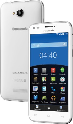 Panasonic Eluga S Mini 8 GB (Frost White)