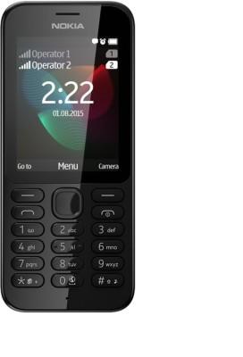 Nokia Nokia 222 (Black)