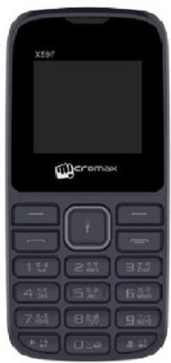 Micromax X597 (Blue)