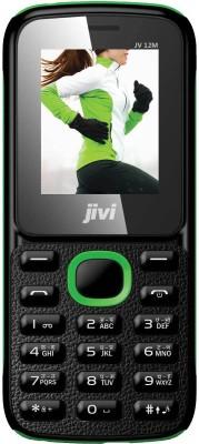Jivi 12M (Black and Green)