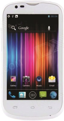 Diamond A209 W (White, 4 GB)