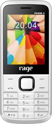 Rage Power X White Black (White Black)