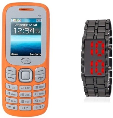 Infix N4 SAMDISP (Orange)