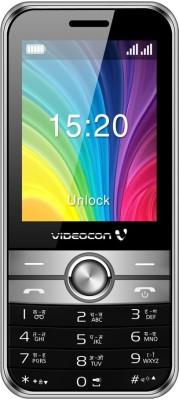 Videocon Virat V3CC (Silver & Black)