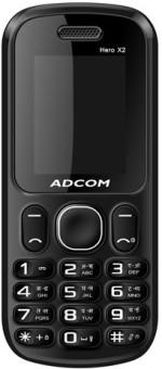 Adcom X2 Dual Sim Mobile