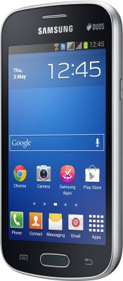 Samsung Galaxy Trend (Midnight Black, 4 GB)