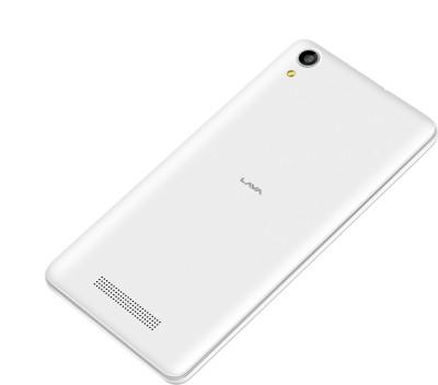 Lava P7 (Pearl White, 8 GB)
