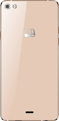 Micromax Canvas Sliver 5 (White & Champagne, 16 GB)