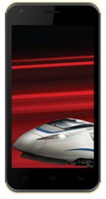 Celkon 2 GB Xpress (Grey & Gold, 16 GB)