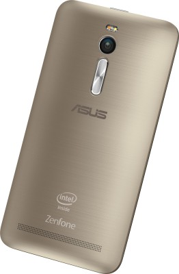 Asus Zenfone 2 ZE551ML (Gold, With 4 GB RAM, With 2.3 GHz Processor, With 32 GB)