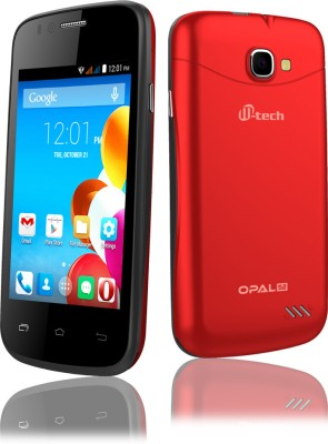 Mtech OPAL S2 (Red, 512 MB)