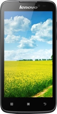 Lenovo A516 Grey available at Flipkart for Rs.6999