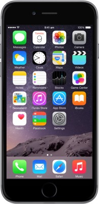 Compare Apple iPhone 6 Space Grey, with 16 GB at Compare Hatke