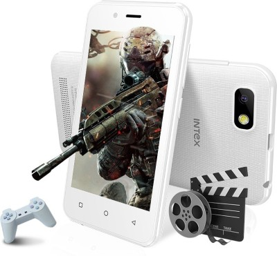 Intex Aqua Play 8GB White