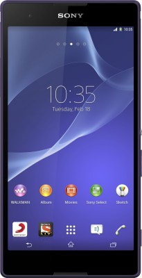 Sony Xperia T2 Ultra Dual (Purple, 8 GB)