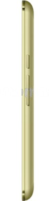 Micromax Canvas Selfie Lens Q345 Dual Sim - Champange Gold (Gold, 8 GB)