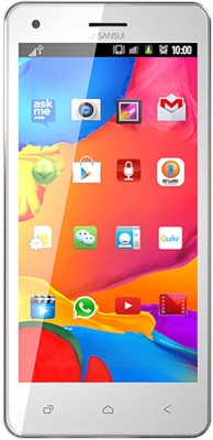 Sansui U55 (White Gold, 8 GB)