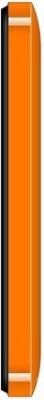 Adcom X16 (Fun) Dual Sim Mobile-Black & Orange (Black, Orange)