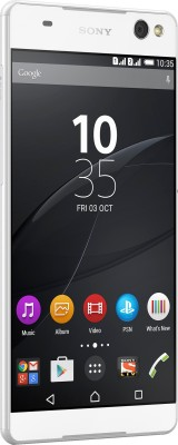 Sony Xperia C5 Ultra Dual (White, 16 GB)
