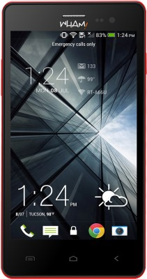 Wham D5 (Red, 8 GB)
