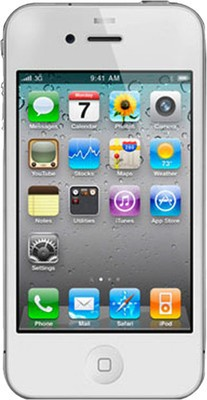 View Apple iPhone 4 Mobile Price Online(Apple)