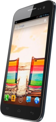 Micromax Canvas 2.2 A114 (Black, 1 GB)
