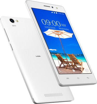 Lava A89 (White, 8 GB)