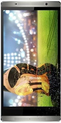 Micromax Canvas Mega 2 Screen Size 6 inch (Black, 8 GB)