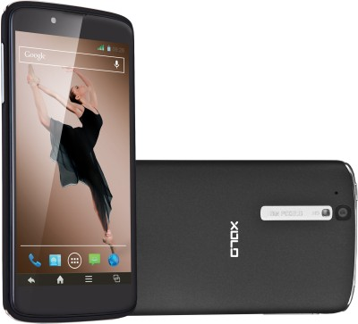XOLO Q900T (Black, 4 GB)
