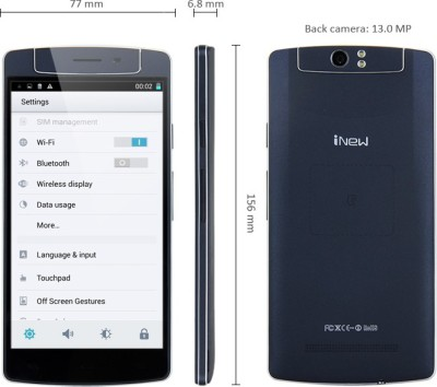 iNew V8 (Black, 16 GB)