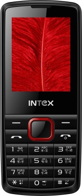 Intex Force (Black and Red)